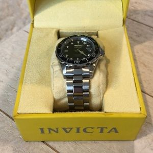 Men's Invicta ProDiver stainless steel watch